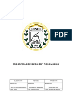 P SAD 01programadeinduccionyreinduccion