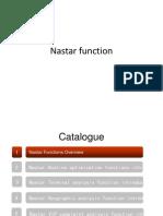 Nastar Function