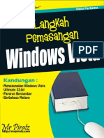Langkah-Langkah Memasang/Format/Install Windows Vista