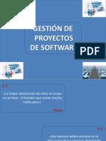 Gestion y Planificacion de Proyectos de Software