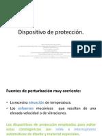 Dispositivo de protección