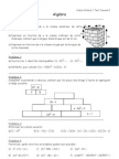 Test formatif Calcul littéral