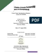 52857130 Public Private Partnership