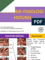 Anatomi Fisiologi Hidung Edit