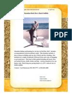 Mazatlan Fishing and Hunting Auction Item