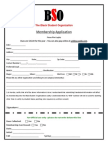 BSO Application 2014