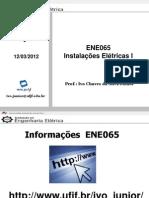 ENE065 Instalações Elétricas I