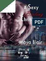A Sexy Berling Christmas - Sexy Berling 1 - Maya Blair