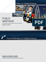 TxDOT's OK to Texas Rail Study