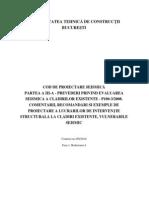 Cod de Proiectare Seismica