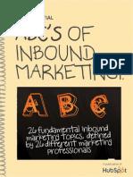 Abcs of Inbound Marketing