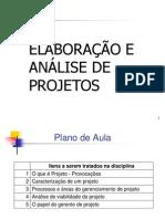 Elaboracao e analise de projetos.ppt