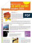Semana de Arte en Ort - sede Almagro