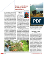 Cambio Climatico y Agricultura