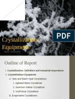 Crystallization Equipment