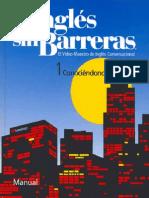 Ingles Sin Barreras - Manual 01 de 12 Ed.2004