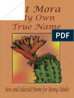 My Own True NameNew and Selected Poems for Young Adults, 1984-1999