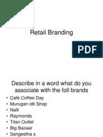 Retail+Branding