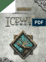Icewind Dale Manual Spa