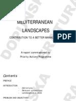 Mediterranean Landscapes
