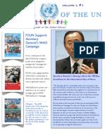 FOUN Newsletter 3