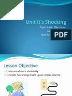 unit its shocking lesson 1
