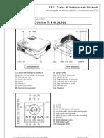 Proyector Toshiba (resumen)