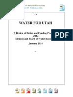 Water for Utah
