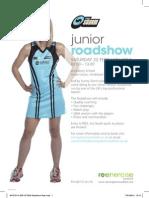 STORM Roadshow Flyer