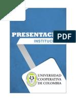 Presentacion Institucional 2013 Hojas