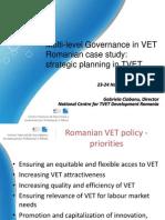 Romanian Case Study VET Planning_Ciobanu