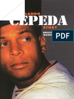 The Orlando Cepeda Story by Bruce Markusen