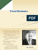 Edgewise mechanism