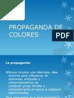 Propaganda de Colores