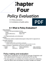 Chapter Four Dev Ethics & Policy