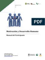 Manual del participante_Motivación y Desarrollo humano