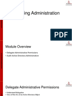 06 Securing Administration