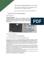 Casos OVNI en España 1976-2002