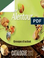 Catalogue Groupe d'Achat 19 Juillet 2013