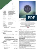 Bulletin for February 2, 2014