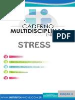 Caderno Multidisciplinar Innove - Stress