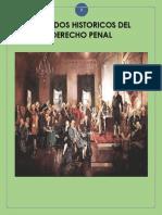 Periodos Historicos Del Derecho Penal