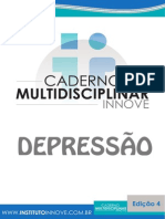 CADERNO MULTIDSICPLINAR INNOVE - DEPRESSÃO