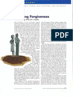 Learning Forgiveness