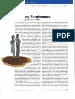 Learning Forgiveness