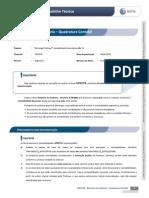 CTB Rel Auditoria-Quadratura Contabil TDOG74
