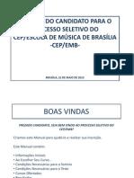 Manual Do Candidato Cep Emb 21 de Maio de 2013