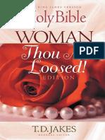 Woman Thou Art Loosed Isaiah