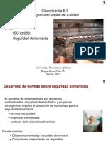 ISO 22000 2012 SGIA