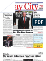Gay City News, October 1, 2009